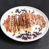 Proteinske palačinke sa kikiriki puterom  I bananom