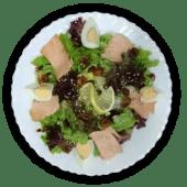 Салат Морський коктейль (250г)