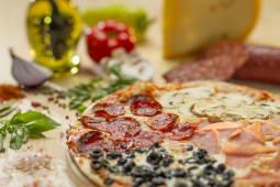 Pizza Quatro Stagioni Ø  23cm