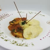 Ravioles Salsa Pomodoro