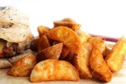 Fries w/ketchup or mayonnaise