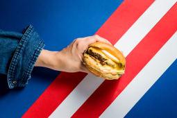 Burger single cheese