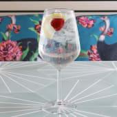 Gin Tonic - gin, acqua tonica e  limone