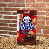 Hello panda de chocolate
