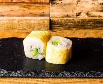 Egg Roll Tuna