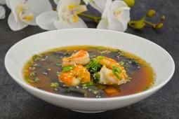 Місо-суп з креветкою (350г)