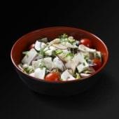 Salade végétarienne au «Tofu»