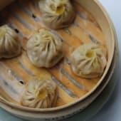 Dim Sum variados ( Siu Mai & Xiaolongbaos variados & Ha Kao )