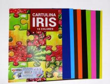 Cartulina Iris Colores Surtidos A4 Pqtx10Hjs