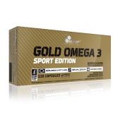 Olimp Gold Omega 3 sport edition (capsule)