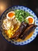 BBQ Yuzu Pork Ramen