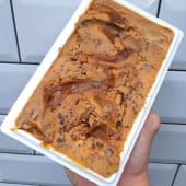 Dulce de Leche Born Food - Granizado + Dulce de Leche Natural (500ml.)