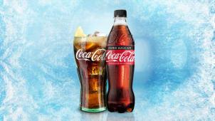 Coca-Cola Zero Azúcar botella 500ml.