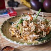 Tallarines Pad Thai