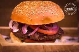 Menu Burger Classic