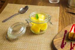 Ananas frais & menthe