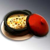Clatite cu pui si ciuperci gratinate cu mozzarella