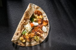 Dil kebab de pui
