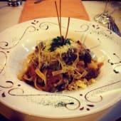 Spaguetti Salsa Putanesca