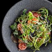 Фреш салат з лососем (190г)