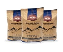 3 Ikal Coffee Gourmet Premium 16 Oz