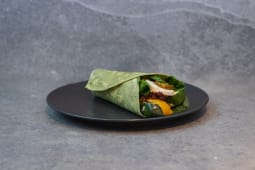 Tortilla z kozim serem / Goat cheese tortilla