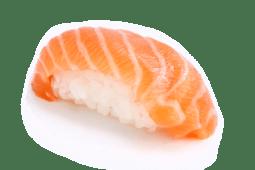 Nigiri salmone - 2 pezzi
