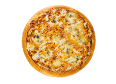 Pizza double fromage