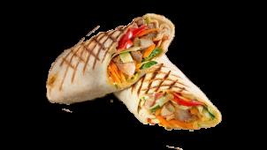 Шаурма арабська з куркою
