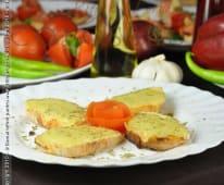 Bruschete Mozzarella