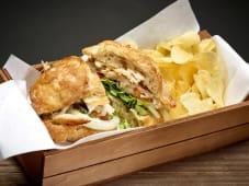 Sandwich de Frango Fresh