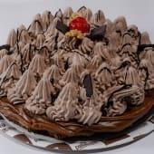 Torta brownie (1 ud.)