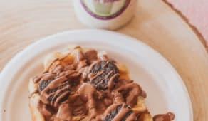 Shake + Waffle