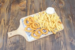 Calamari and Chips