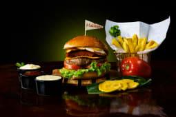 Maki burger