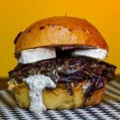 Trufembert burger