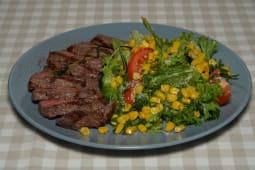 Тельята з міксом овочів та пармезаном (300г)