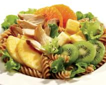Saladas - Sugestão Frango e Fruta