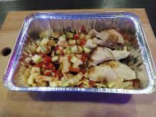 Куряча філе з овочами (350г)