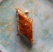 Пахлава з волоськими горіхами та медом (50г)