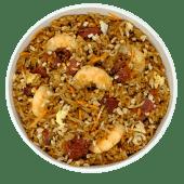 Nasi Goreng con gamberi (piccante)