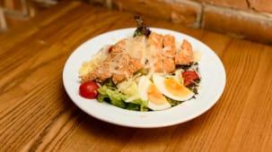 Салат з хрусткою куркою 230 г