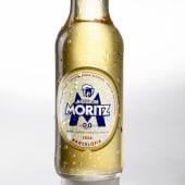 Cerveza sin alcohol Aigua de Moritz (330 ml.)