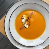 Гарбузовий крем-суп з Рікотою (344г)