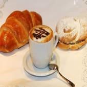 Menú dulce y café