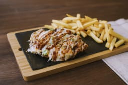 Milanesa Pulled Pork