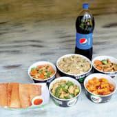 Banquete para 4 personas