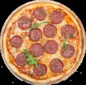 Піца Пепероні (34см)