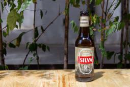 Silva premium blonde lager