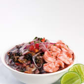 Ceviche mixto doble
